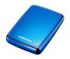 SAMSUNG Externý prenosný pevný disk HXMU050DA - USB 2.0 - 500 GB - oceánovo modrý