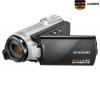 SAMSUNG HD videokamera HMX-H204 + Batéria IA-BP420E + Pamäťová karta SDHC 4 GB + Câble HDMi mâle/mini mâle plaqué or (1,5m)