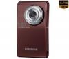 SAMSUNG HD videokamera HMX-U10 červená