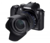 SAMSUNG NX10 + objektív 18-55 mm + Ruksak Expert Shot Digital - čierny/oranžový  + Pamäťová karta SDHC 16 GB