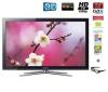 SAMSUNG Televízor s plasmaSamsungPS-50C687 + Stolík TV Esse - červený