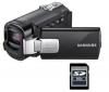Videokamera SMX-F40 + pamäťová karta SD 8 GB