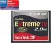 SANDISK Pamäťová karta CompactFlash Extreme IV 2 GB