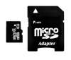 SANDISK Pamäťová karta Micro SD 4 GB + adaptér SD