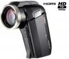 SANYO HD videokamera  HD2000 čierna + Brašna + Pamäťová karta SDHC 16 GB