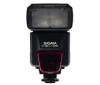 SIGMA Blesk EF-530 DG SUPER + Nabíjačka 8H LR6 (AA) + LR035 (AAA) V002 + 4 Batérie NiMH LR6 (AA) 2600 mAh + Difuzér Softbox Air