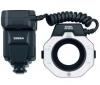 SIGMA Makroblesk EM-140 DG + Nabíjačka 8H LR6 (AA) + LR035 (AAA) V002 + 4 Batérie NiMH LR6 (AA) 2600 mAh + Sada Štúdio foto + Mini statív