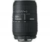 SIGMA Objektív telezoom 70-300mm F4-5,6 DG Macro + Puzdro SLRA-2 na objektív + Filter UV HTMC 58mm