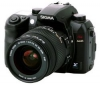 SIGMA SD15 + objektív 18-50 mm f/2,8 - 4,5 DC OS HSM