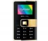 SIMVALLEY Pico Color RX-280 - zlatý  + Univerzálna nabíjačka Multi-zásuvka - Swiss charger V2 Light