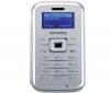SIMVALLEY Pico Inox RX-180 -  strieborný  + Univerzálna nabíjačka Multi-zásuvka - Swiss charger V2 Light