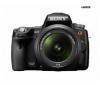 SONY Alpha  a (alpha) SLT-A33L - Digital camera - SLR - 14.2 Mpix -  DT 18-55mm lens - optical zoom: 3 x - supported memory: SD, MS PRO Duo, SDXC, SDHC, MS PRO-HG Duo + Ruksak Expert Shot Digital - čierny/oranžový  + Pamäťová karta SDHC 16 GB + Ąah