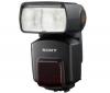 SONY Blesk HVL-F58AM + Nabíjačka 8H LR6 (AA) + LR035 (AAA) V002 + 4 Batérie NiMH LR6 (AA) 2600 mAh + Softball Light Box + colour filters