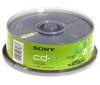 SONY CD-R 700 MB 48x (balenie 25 ks)