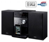 SONY CMT-FX300I Mini CD/MP3 System with USB port and iPod dock + Nabíjačka 8H LR6 (AA) + LR035 (AAA) V002 + 4 Batérie NiMH LR6 (AA) 2600 mAh