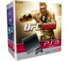 SONY COMPUTER Konzola PS3 Slim 250 GB + UFC 2010 Undisputed