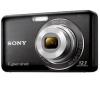 SONY Cyber-shot  DSC-W310 čierny  + Pamäťová karta SD 2 GB