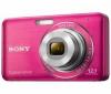 SONY Cyber-shot DSC-W310 ružový