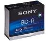 SONY Disk Blu-ray BD-R 10BNR25BPS 25 GB (balenie 10 ks)