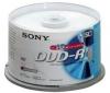 SONY DVD-R 4,7 GB 16x (balenie 50 ks)