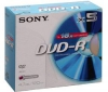 SONY DVD-R 4,7 GB (5 kusov)