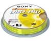 SONY DVD-RW 4,7 GB 16x (balenie 10 ks)