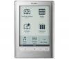 Elektronická kniha PRS-600 Touch strieborná