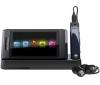 SONY ERICSSON Aino čierny + Slúchadlo Bluetooth Blue design - čierne + Pamäťová karta Micro SD HC 8 GB + adaptér SD