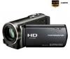 SONY HD videokamera HDR-CX115 - čierna  + Batéria lithium NP-FV50 + Pamäťová karta SDHC 8 GB