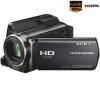 SONY HD videokamera HDR-XR155 + Brašna + Batéria SFV70 + Ąahký statív Trepix
