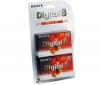 SONY Kazeta Digital 8 2N860P - 60 min. - 2 ks