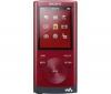 SONY Multimediálny prehrávač NWZ-E353 4 GB červený