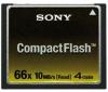 SONY Pamäťová karta CompactFlash 4 GB 66x NCFB4G