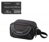 SONY Pamäťová karta Memory Stick PRO Duo 16 GB Mark2 + adaptér + púzdro na videokameru