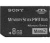 SONY Pamäťová karta Memory Stick Pro Duo 8GB MSMT8GN