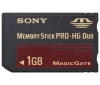 SONY Pamäťová karta Memory Stick PRO-HG Duo MSEX1G 1 GB