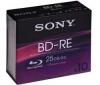 SONY RW disk Blu-ray BD-RE 10BNE25BSS 25 GB (balenie 10 ks)