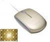 SONY Súprava optická myš USB + podložka VGP-UMS2P/N gold + Hub 4 porty USB 2.0 + Zásobník 100 navlhčených utierok