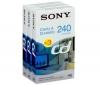SONY VHS kazety 3E240CD - 240 min. - 3 kusy
