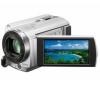 SONY Videokamera DCR-SR58 + Puzdro LCS-X10 + Pamäťová karta SD 2 GB