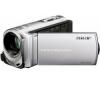 SONY Videokamera DCR-SX34 strieborná  + Čítačka kariet 1000 & 1 USB 2.0 + Pamäťová karta SDHC 4 GB