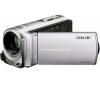 SONY Videokamera DCR-SX53 strieborná + Pamäťová karta SDHC 8 GB