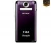 SONY Videokamera HD Bloggie MHS-PM5K čierna/fialová