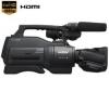 SONY Videokamera MiniDV HD HVR-HD1000E + Taška Magnum DV 6500 AW + Optický doplnok tele VCL-HG1737