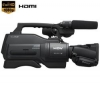 SONY Videokamera MiniDV HD HVR-HD1000E + Taška Magnum DV 6500 AW + Batéria NP-F570 + Optický doplnok tele VCL-HG1737