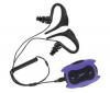 SPEEDO MP3 prehrávač Speedo Aquabeat 2 GB fialový  + USB nabíjačka - biela