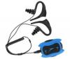 SPEEDO MP3 prehrávač Speedo Aquabeat 2 GB modrý + USB nabíjačka - biela
