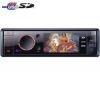 Autorádio DVD/MP3 USB/SD CDV1130 + Farebná kamera na cúvanie CCD50