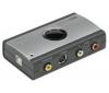 TERRATEC Prevodník videa Grabster AV 150 MX + Zásobník 100 navlhčených utierok + Čistiaca pena pre obrazovky a klávesnice 150 ml