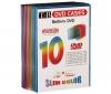 TNB Balenie 10 obalov slim farebných pro DVD